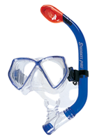 Snorkeling set Current Youth combo